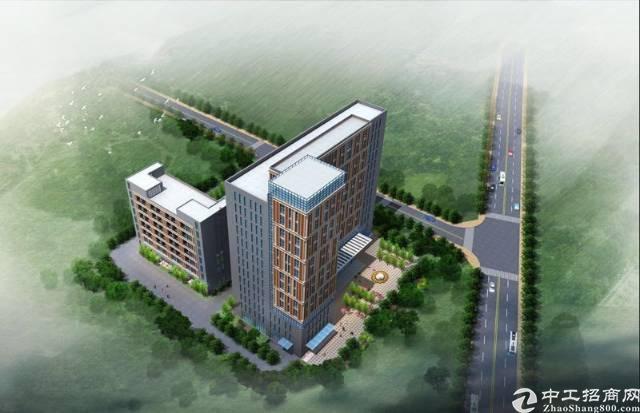 横岗(坪山)高大尚研发办公楼32000平方米招租