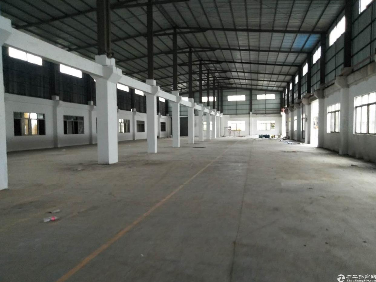 大岭山莞深高速新出厂房20000平大小可分租适合各种行业-图2
