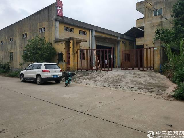 东莞市大朗镇犀牛坡村2000平方单一层独院出租
