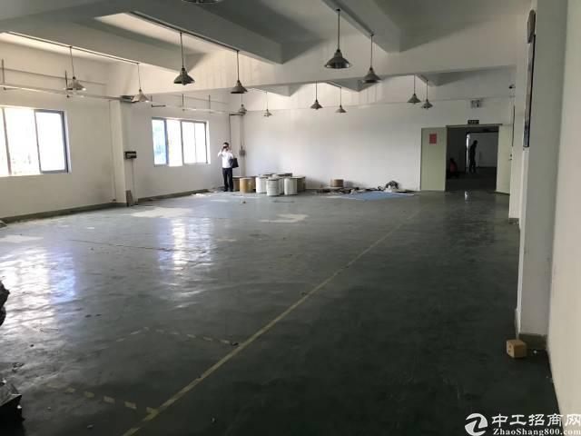 观澜福民原房东一楼厂房出租按实际面积算