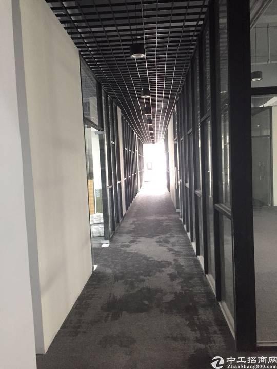 横岗 四联社区全新办公楼600平三楼招租