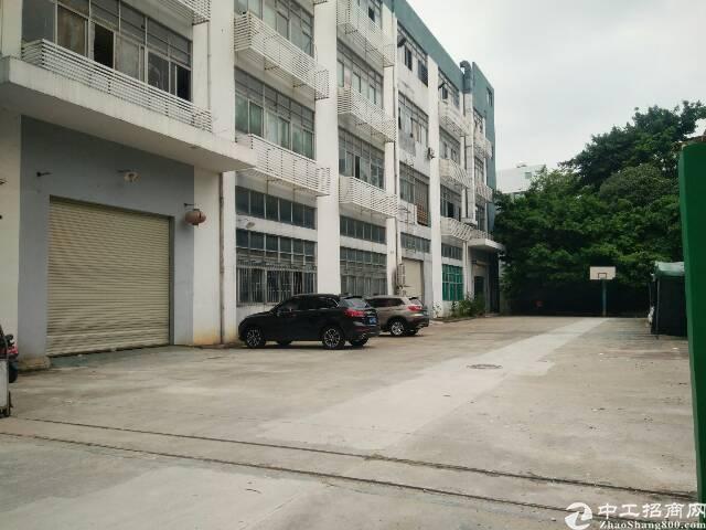福永富桥工业区一楼600平厂房出租