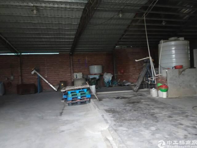 博罗龙溪新出独院单一层厂房