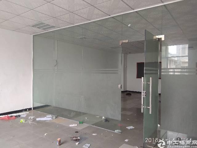 楼上带装修厂房1200平方出租
