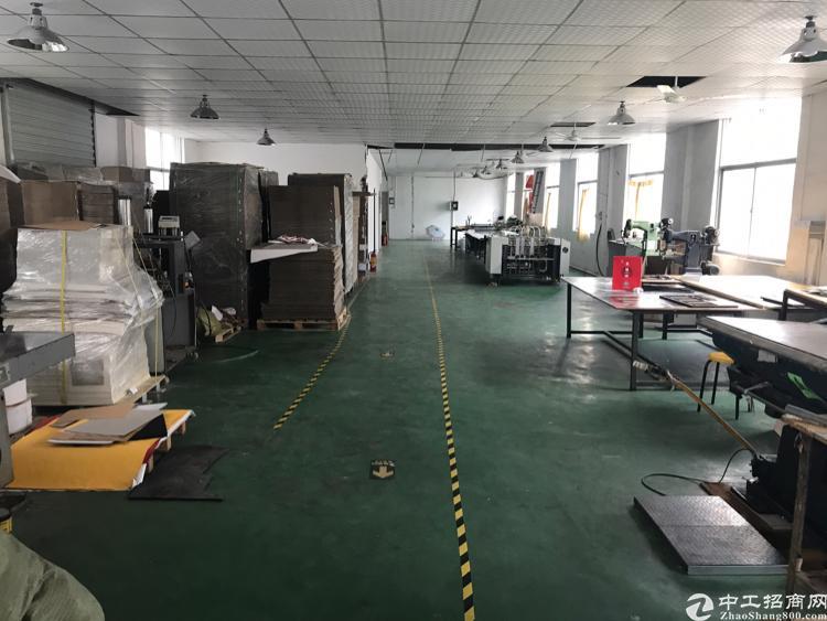 深圳平湖成熟工业区带装修厂房招租