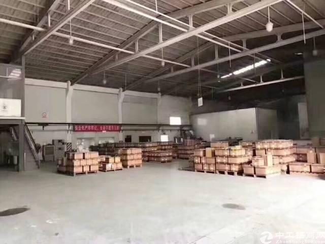 4000钢结构厂房出租