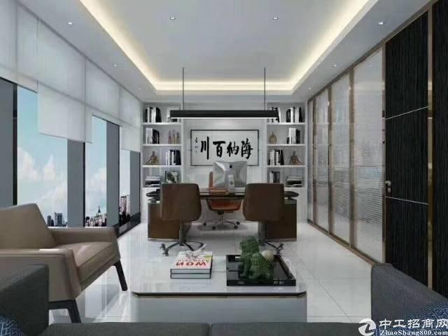 石岩新出35万平方甲级写字楼招租