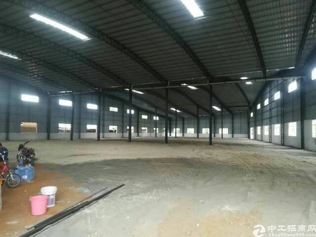 东莞市茶山镇新岀全新钢构4000平方火爆招租