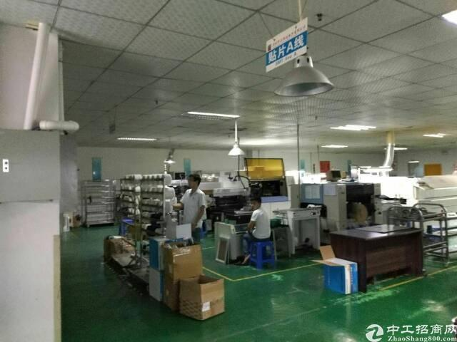公明镇松白路附近转租900㎡厂房-图4