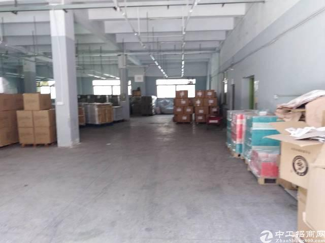 华南城附近一楼780平方带装修厂房出租