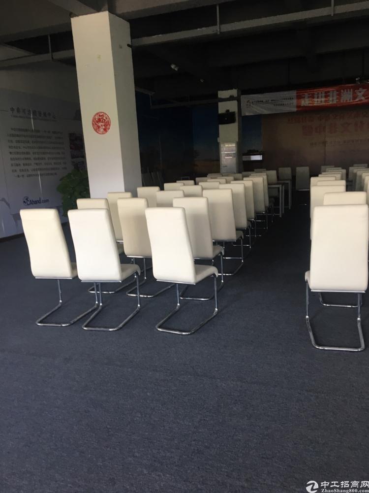 福永地铁口同泰隔壁精装修写字楼40平米大小可分租