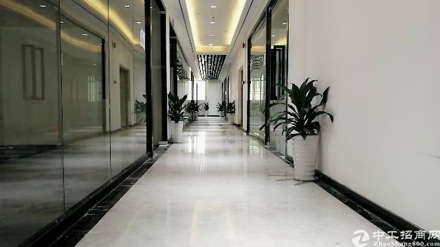 龙华天虹附近带豪华装修办公家私齐全办公室出租175㎡