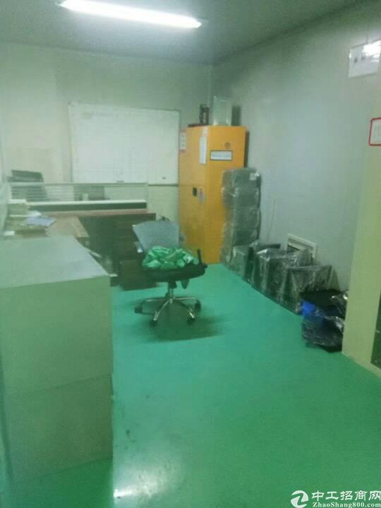 龙岗 2楼无尘车间厂房1200平 1楼办公室800平《分租》-图7