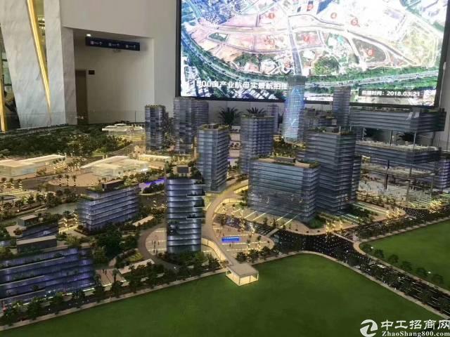 深圳周边红本高新产业园区一手全新厂房出售