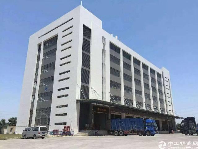 西丽沙河西路新出楼上5600平方物流仓库招租