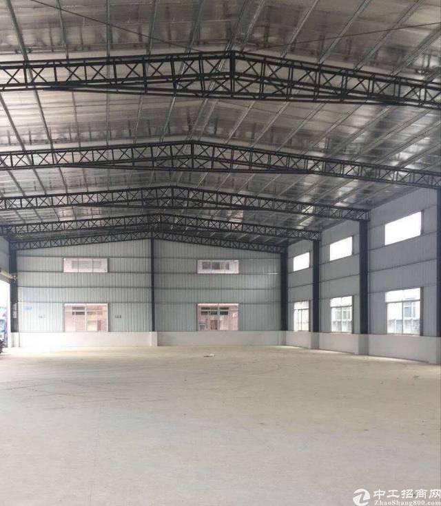 原房东全新钢结构厂房招租