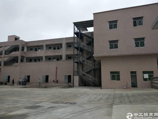 凤岗目前唯一一个原房东厂房10000平