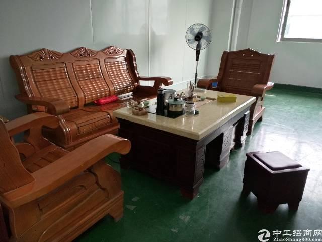 深圳沙井沙二工业路附近新出带装修1700平方厂房出租-图2
