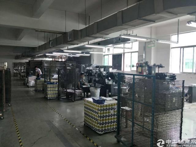 西乡三围独门独院4350平米厂房出租-图2