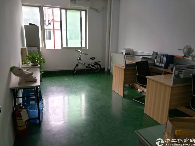 深圳沙井沙二工业路附近新出带装修1700平方厂房出租-图4