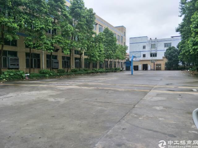 东莞市茶山工业区30000平米国有证厂房出售