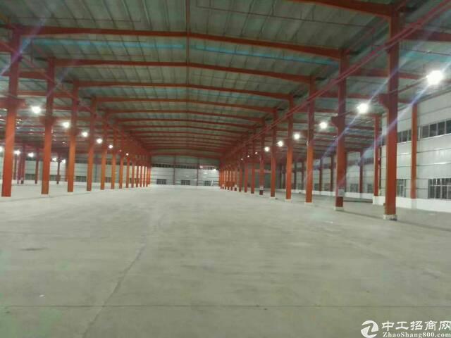 寮步镇全新钢构厂房出租分租800-6000