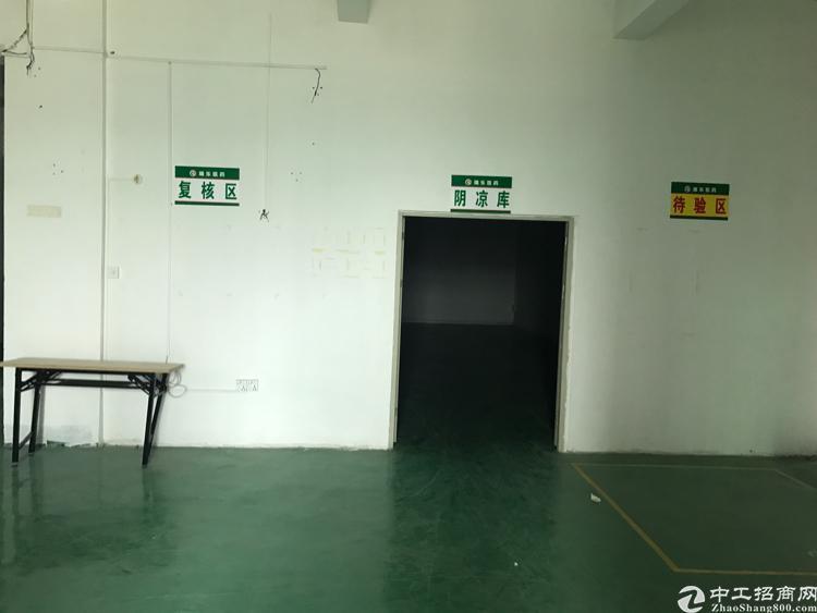 横岗永湖地铁站附近原房东精装厂房1200平米招租