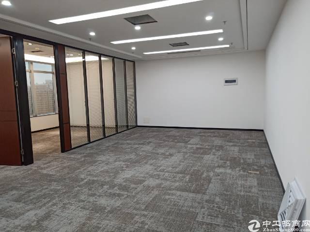 福田中心区京地大厦豪装300/m2!3+1格局