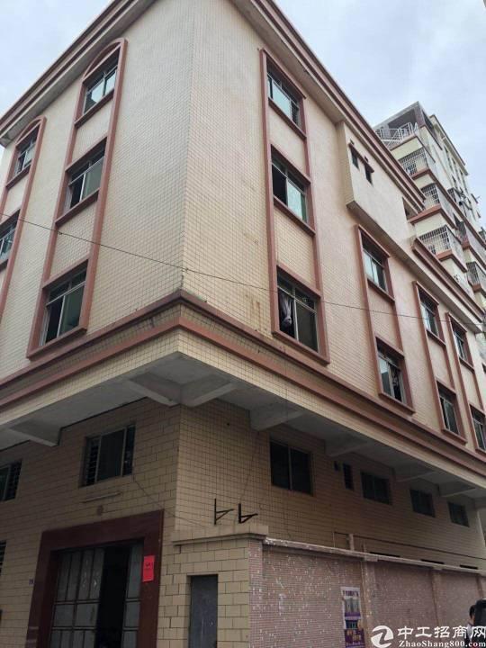 茶山镇卢边一小独栋厂房面积约600平