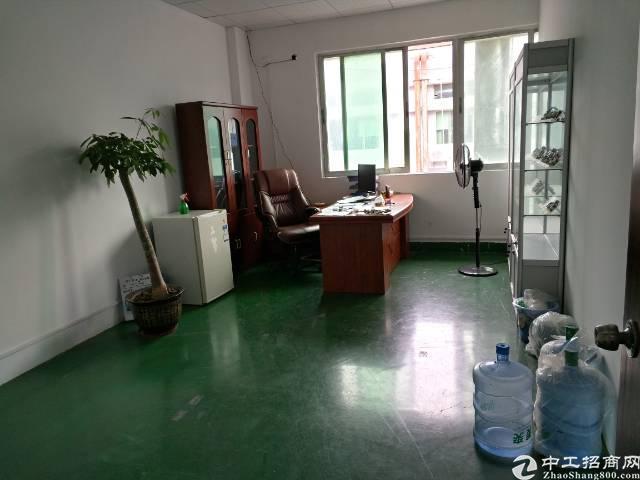 深圳沙井沙二工业路附近新出带装修1700平方厂房出租