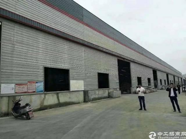 平山镇钢构厂房出租