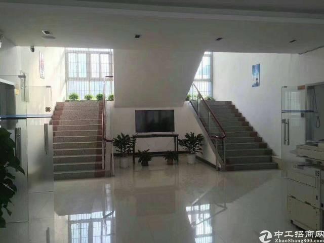 沙井高速出口旁独栋写字楼1800平米出租