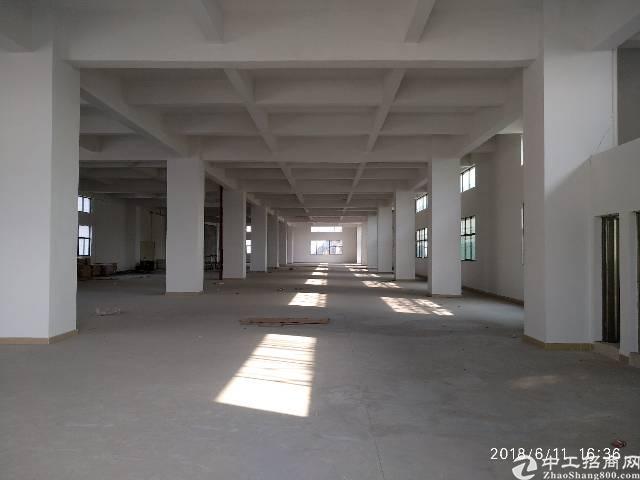 虎门沙角1000平米重工厂房出租