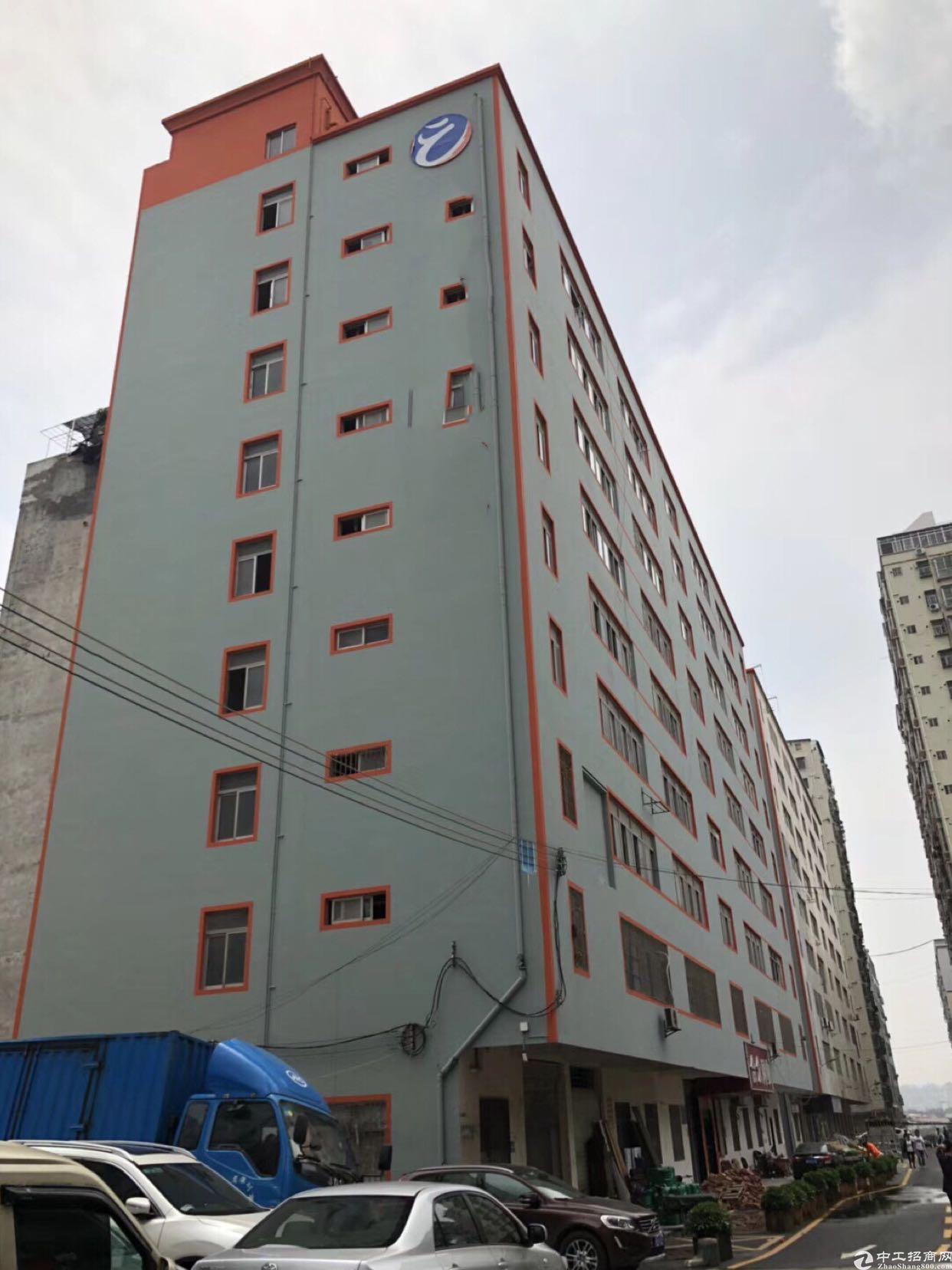 坂田五和地铁口带装修200-3000平方可分租低价出租
