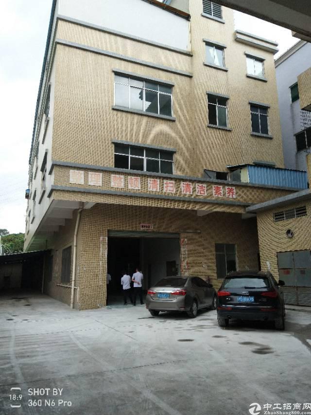 茶山镇三层标准厂房4100平方