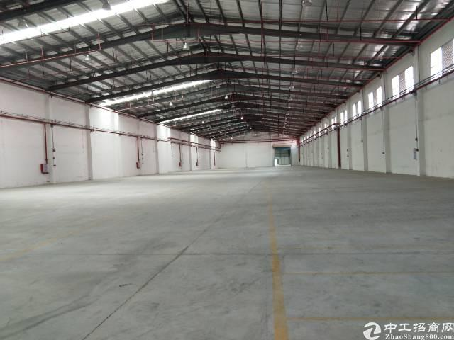 临时独院厂房仓库9600平方9米高水电齐全交通非常好