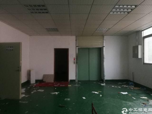西乡黄田高薪产业园楼上1800平米出租