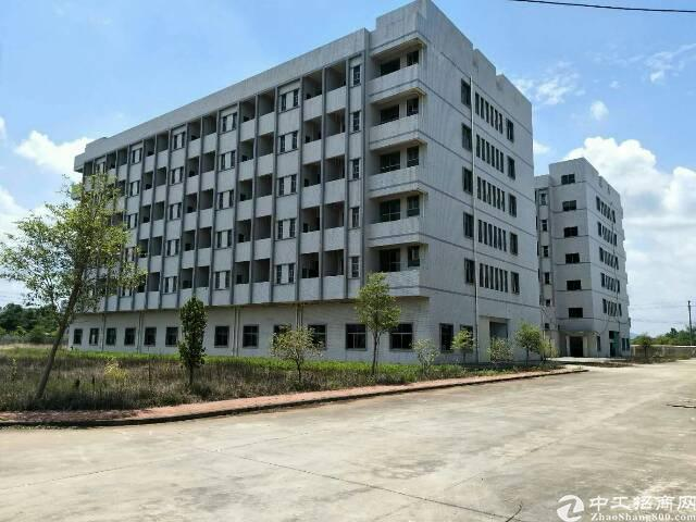 惠州市博罗县标准厂房出租
