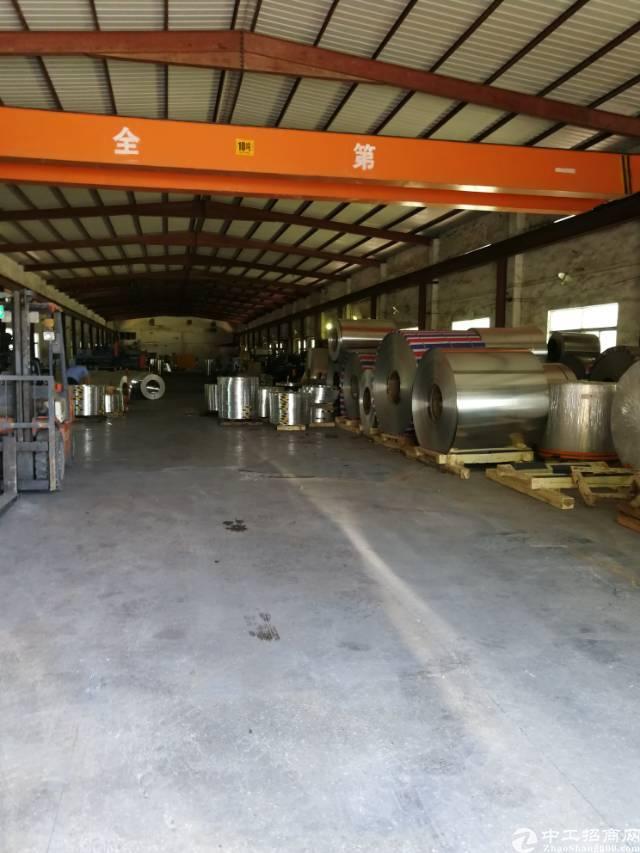 横岗安良滴水7米高标准厂房2700平米出租