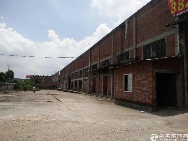 18000平米单一层独院厂房出租