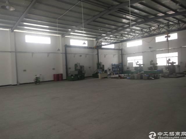 茶山刘黄村1700平米单一层厂房出租