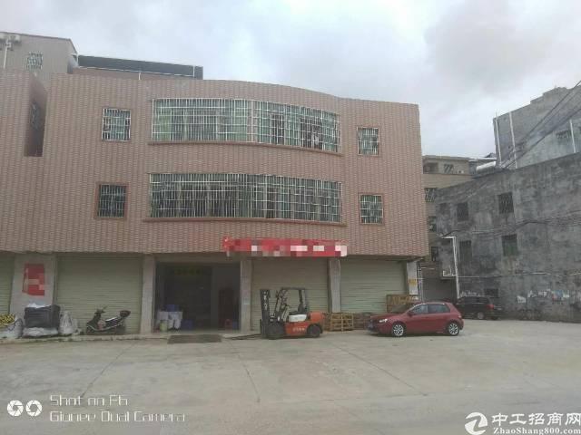 惠城区标准厂房独栋三层总面积2100平方米