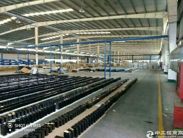 清湖地铁站边上单一层钢结构厂房10000平出租