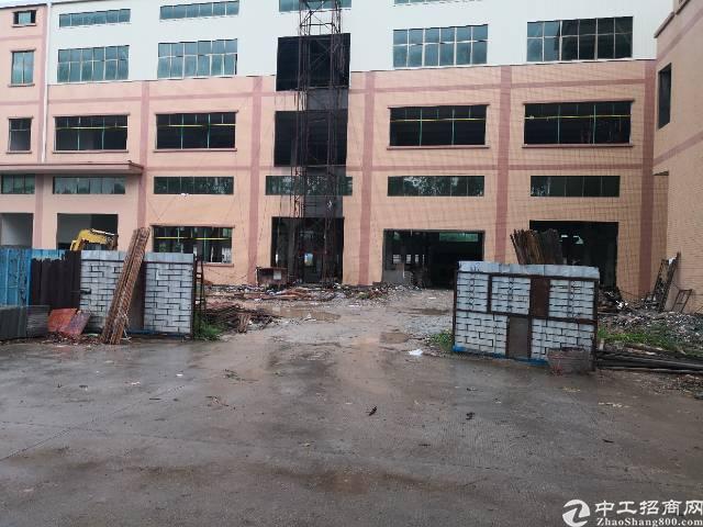东莞茶山镇生态园独院标准厂房20000平方出租