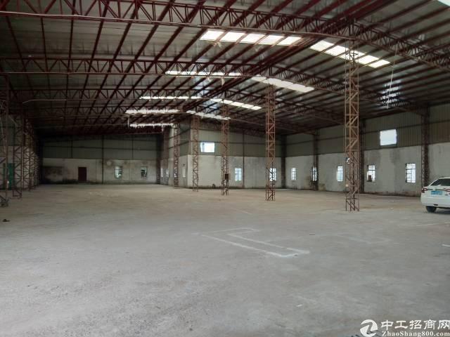 塘厦镇新出单一层钢构2300平方出租