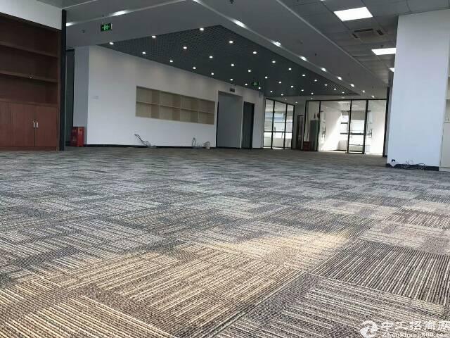西丽中山元路国际E城精装修958平米写字楼出租