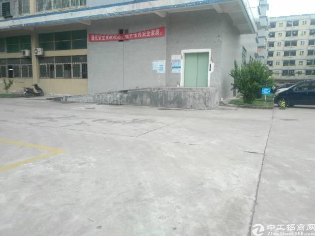 福永和平新出一楼6米高800平方带牛脚厂房出租