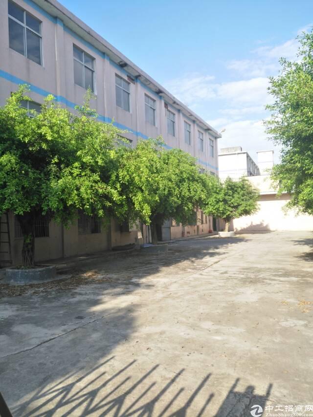 坪山独院厂房3600平+宿舍1200平20块出租