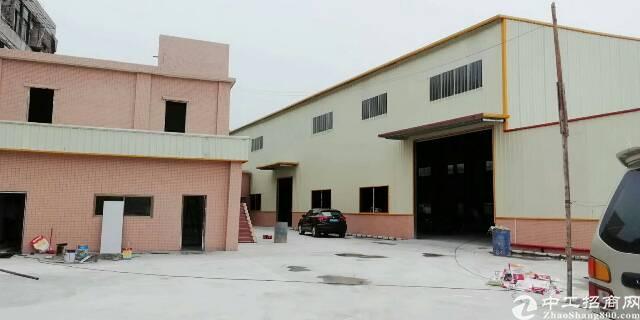 全新钢构单一层厂房出租