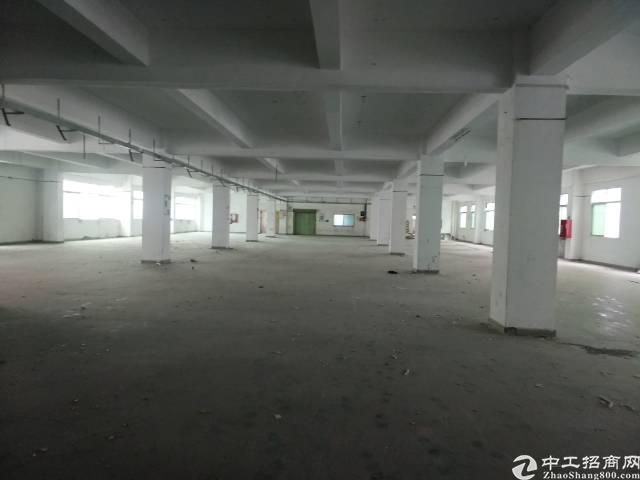 福永沿江高速附近楼上厂房1200平